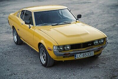 TOYOTA CELICA TA28 2TG perfect condition, after full restoration RA29 TA27