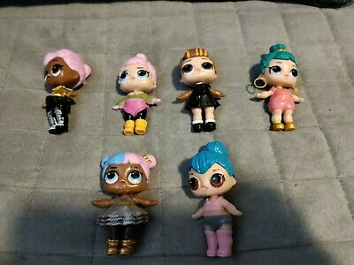 Lol Surprise Doll Lot of 6