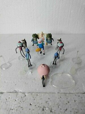 Adventure Time Figure Lot of  11 small
