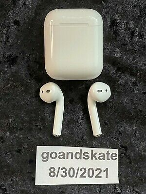 Apple AirPods 2nd Gen- Left Right or Charging Case Replacement