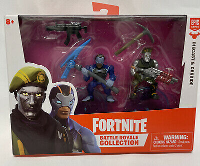 Fortnite Battle Royale Collection Diecast - Carbide NEW