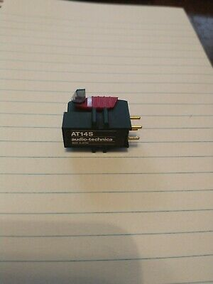 Audio-Technica AT14S Cartridge with Stylus