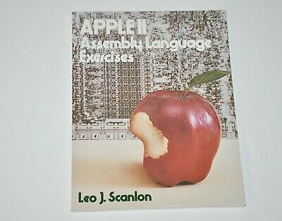APPLE II Assembly Language Exercises 1982 Softcover