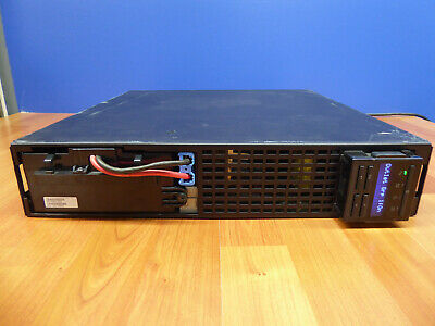 APC SMX750 2U RACK MOUNTABLE BATTERY BACK-UP NEW BATTERIES   FREE FEDEX in USA