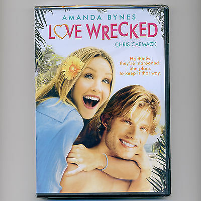 Love Wrecked romantic PG movie new DVD Amanda Bynes Chris Carmack Caribbean Is-