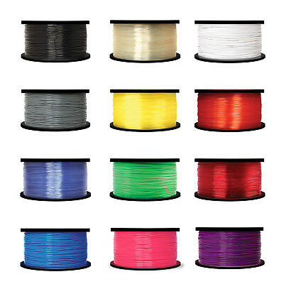 3D Printer Filament 1kg2-2lb 1-75mm 3mm ABS PLA PETG Wood TPU MakerBot RepRap