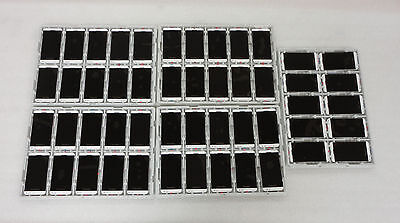 Lots of 50 NEW Z10 3G  LCD WHITE Screen - Digitizer Assembly-Middle Frame