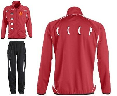 CCCP Sportanzug Trainingsanzug - Fussball - Sport - S M L XL XXL