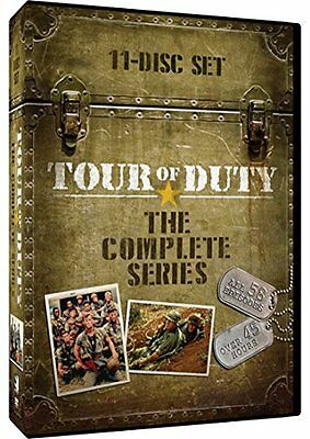 Tour Of Duty The Complete Series - Seasons 1-3 DVD