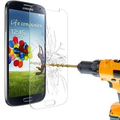 Premium Gorilla Tempered Glass Film Screen Protector for Samsung Galaxy S4 I9500