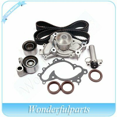 NEW Timing Belt Water Pump Kit For Toyota Avalon Sienna Camry Lexus 3-0L 1MZFE