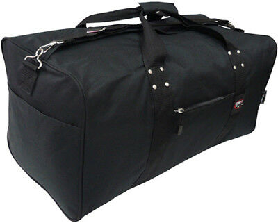 24303642 Square Jumbo Duffel Cargo Bag Suitcase Tote Bag - Heavy Duty