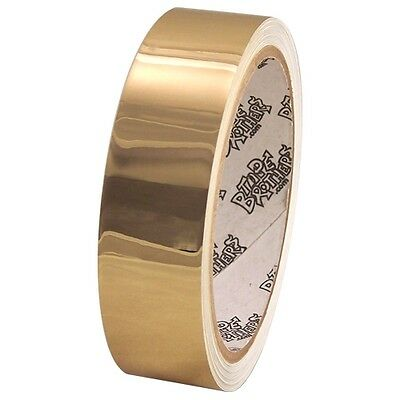 Tape Planet Polished Gold 1 inch x 10  yards Metalized Polyester Tape