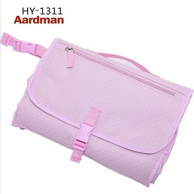 New Baby Waterproof Diaper Changing Mat Cover Infant Portable Travel Pad