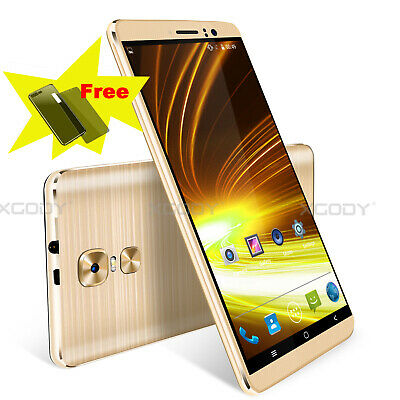 6 Zoll Android 5-1 Smartphone Quad Core Dual SIM Handy Ohne Vertrag 4 Core XGODY