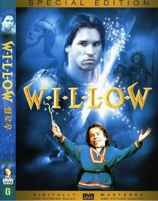 Willow 1988 - New Sealed DVD Val Kilmer