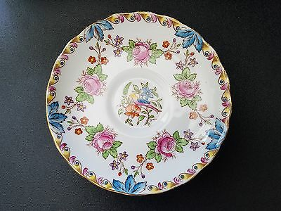 TUSCAN  SAUCER ONLY FINE BONE CHINA ENGLAND MADE