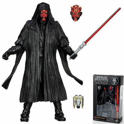 Star wars the Black Series Darth Maul  6 Action Figure NEW IN BOX