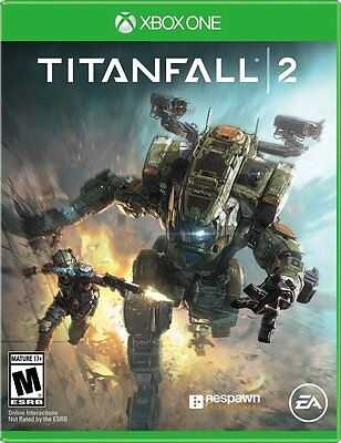 Titanfall 2 - Microsoft Xbox One 2016 BRAND NEW SEALED