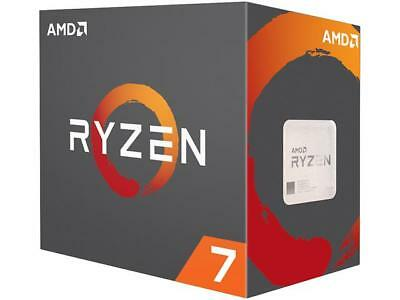 NEW AMD RYZEN 7 1700X 3-4 GHz  AM4 Socket 95W YD170XBCAEWOF Desktop Processor