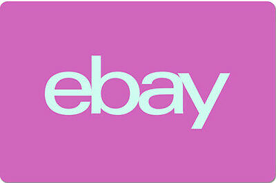 100 eBay Gift Card - One card  so many options-  Fast email delivery