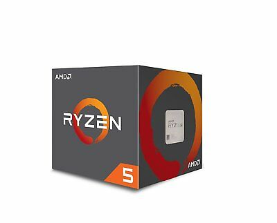 New AMD Ryzen 5 1500X 3-5GHz Quad-Core AM4 Desktop Processor with Wraith Cooler