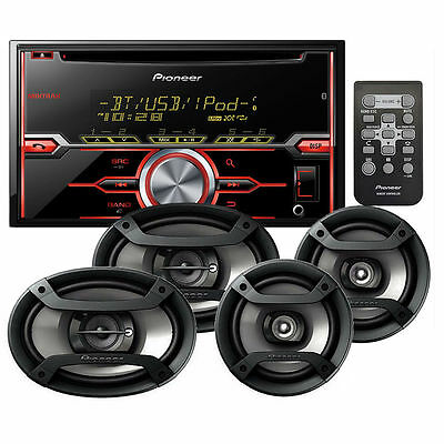 BRAND NEW Pioneer FXT-X7269BT Car Stereo Radio CD Receiver with Bluetooth