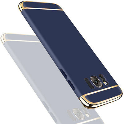 Thin Shockproof Armor Hybrid Hard Back Case Cover For Samsung Galaxy S8 Plus