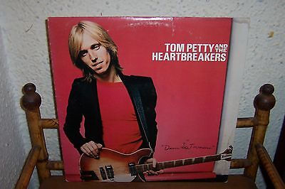 Tom Petty  And The Heartbreakers Damm The Torpedoes LP Album EX
