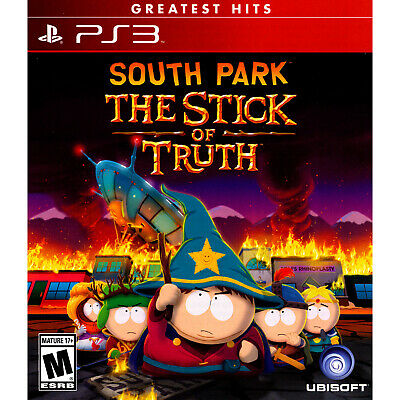 South Park The Stick of Truth PS3 Brand New