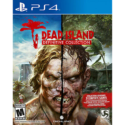 Dead Island Definitive Collection PS4 Brand New