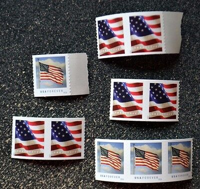 10 USPS Forever Stamps - Various Designs - Postage For First Class Mail