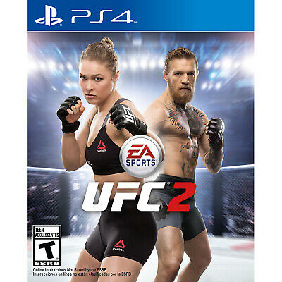 EA Sports UFC 2 PS4 Brand New