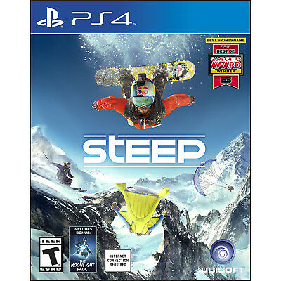 Steep PS4 Brand New