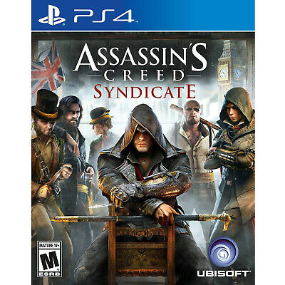 Assassins Creed Syndicate PS4 Brand New
