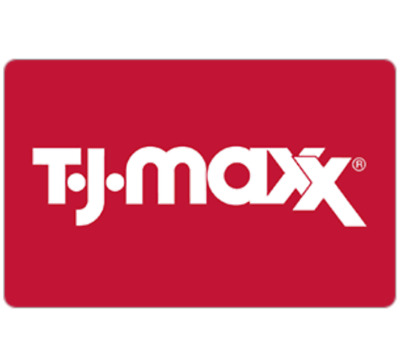 T-J-Maxx Gift Card - 25 50 or 100 - Fast email delivery