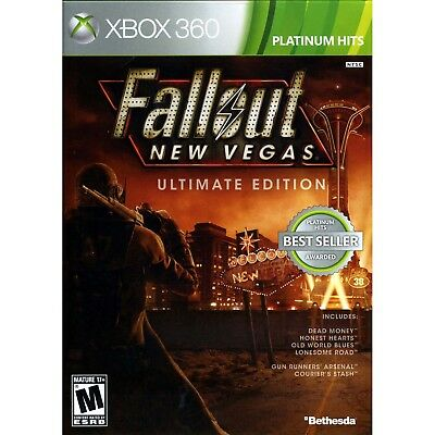 Fallout New Vegas - Ultimate Edition Xbox 360 Brand New