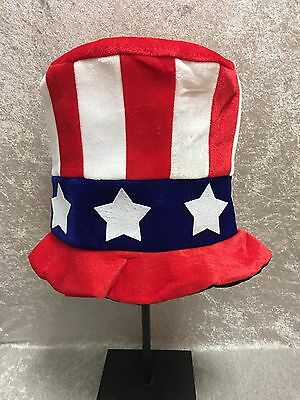 Stars - Stripes Fourth Of July Uncle Sam Hat