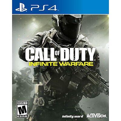 Call of Duty Infinite Warfare PS4 Factory Refurbished