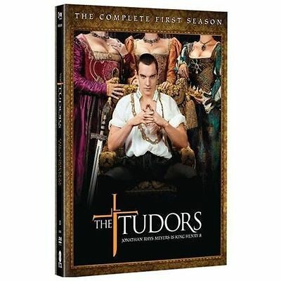 The Tudors The Complete First Season 4-Disc Set BRAND NEW SEALED