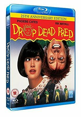 Drop Dead Fred Phoebe Cates Blu-Ray BRAND NEW Free Ship USA Compatible