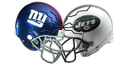 New York GIANTS vs JETS 2 Tickets Section 309 Row 13 8262017 - Parking Pass