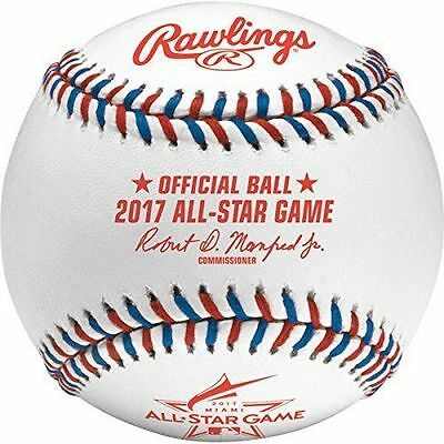 Rawlings 2017 Miami Malins Park All Star Offical Game Baseball Boxed