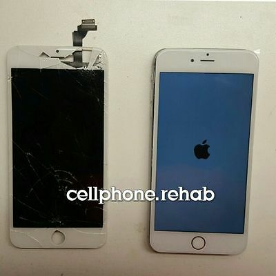 Apple iPhone 5s LCD and Digitizer Full Screen Repair