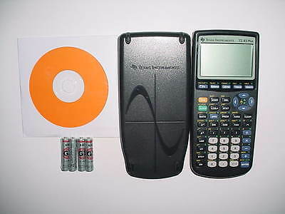 Texas Instruments TI-83 Plus Graphing Calculator TI83-