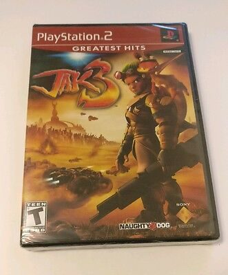 Jak 3 for Playstation 2 PS2 GH BRAND NEW SEALED