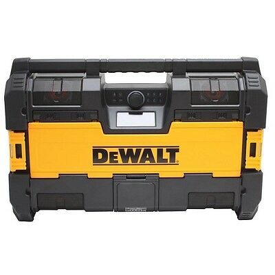DEWALT Tough System Music Radio with Charger DWST08810