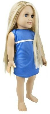 18 Inch Doll Abby Springfield American Girl Blue Eyes and Blonde Hair