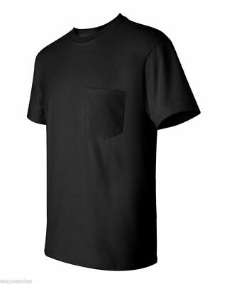Gildan Pocket T-shirt 2 Pack