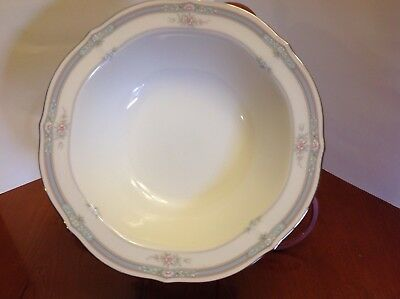 NORITAKE Rothschild 9 Open Serving Vegetable Bowl MINT CONDITION - QUICK SHIP